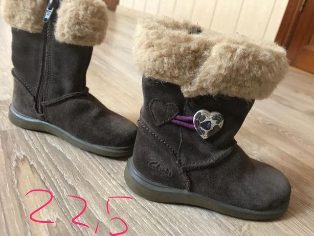 Обувь для детей 2-7 лет