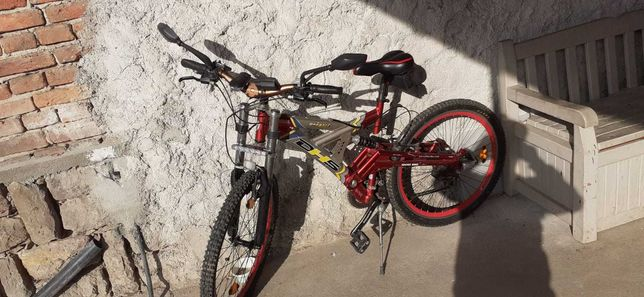 Bicicleta b.twin rockrider 340 + DHS Sport Classic superbike