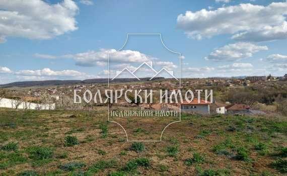 Панорамен ЮЖЕН  парцел в село Присово