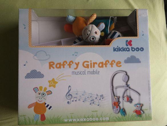 Raffy Giraffe играчка