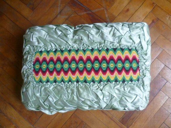 декоративна възглавница, калъфка