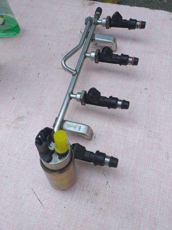 Injectoare și pompă benzină opal zafira a