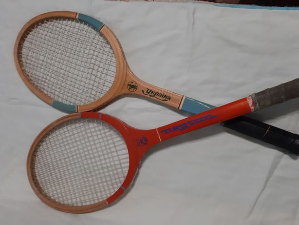 Rachete tenis vintage
