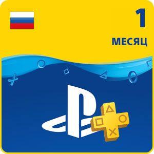Подписка PlayStation PS Plus - 1 месяц | Магазин GamerZ