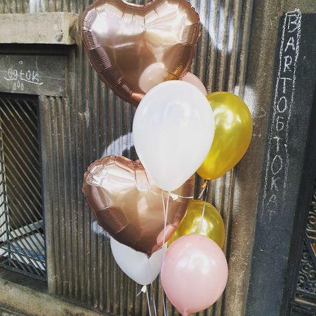 Baloane cu heliu pentru petreceri