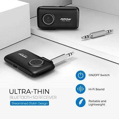 Receptor Bluetooth Mpow BH298A pentru sistem stereo auto / acasă