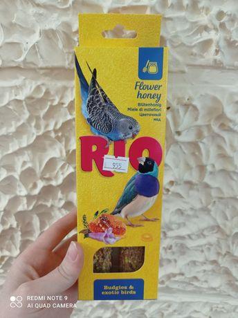 Лакомство для волнистых попугаев и экзотов