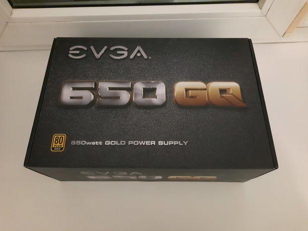 EVGA 650GQ модульный 80+ Gold БП