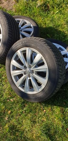 Jante  VW   R 16