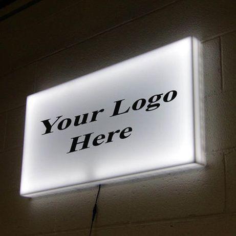 Светещи рекламни табели LED и неон