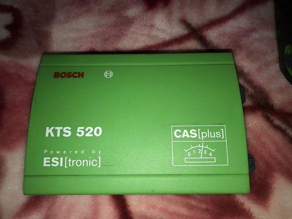 Bosch KTS 520 автодиагностика