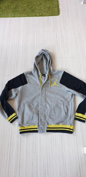 Nike Air Jordan Varsity Hoodie Mens Size L ОРИГИНАЛ! Мъжки Суичер!