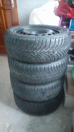 Оригинални метални джанти с гуми
