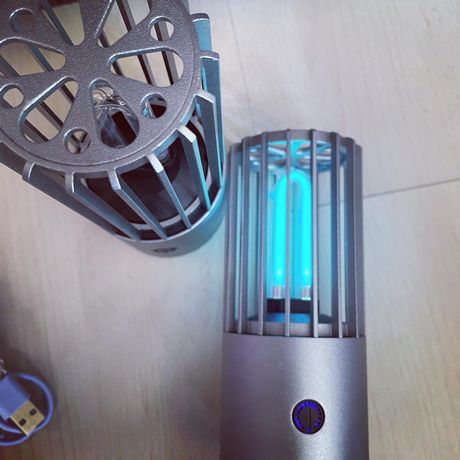 Кварцева лампа