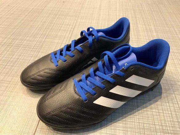 НОВИ!!! Обувки за футбол Adidas
