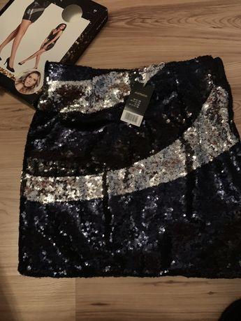 Нова пола с пайети Heidi Klum