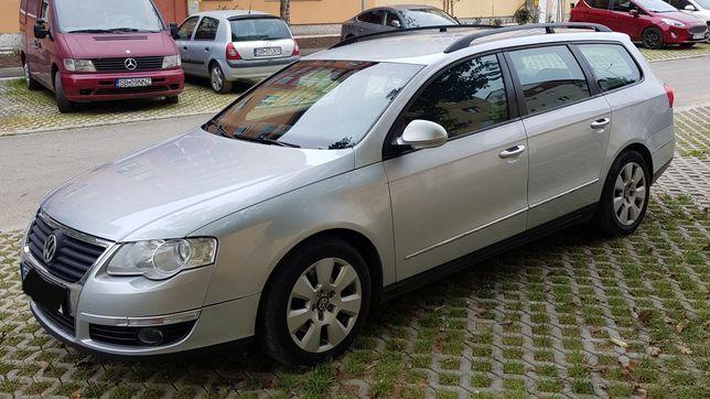 Volkswagen Passat B6 BlueMotion