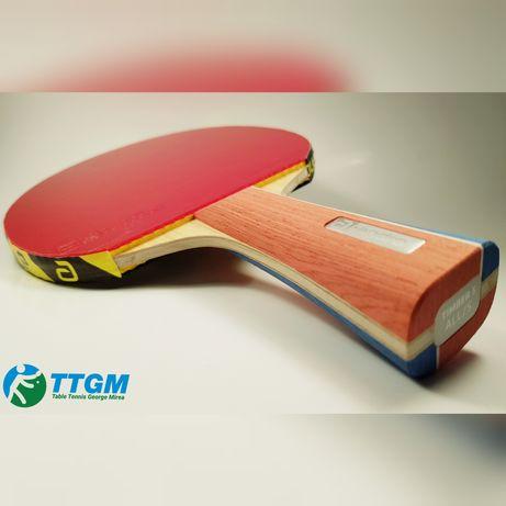 Firma-magazin online vinde paleta profesională tenis de masă si hobby