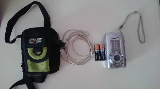 Продам фотоаппарат Canon Power Shot A470