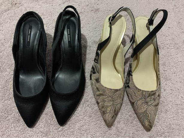 Pantofi zara noi 37