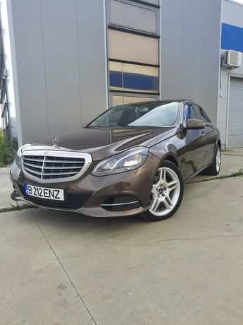 Clasa E 2014  Motor 2,2