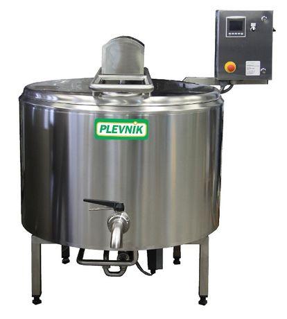 Pasteurizatoare Profesionale 50-1250L, electrice, gaz, apă fierbinte