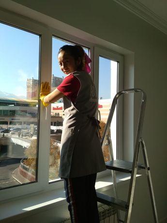 Клининг Алматы. Уборка квартир. Качество и гарантия. Химчистка