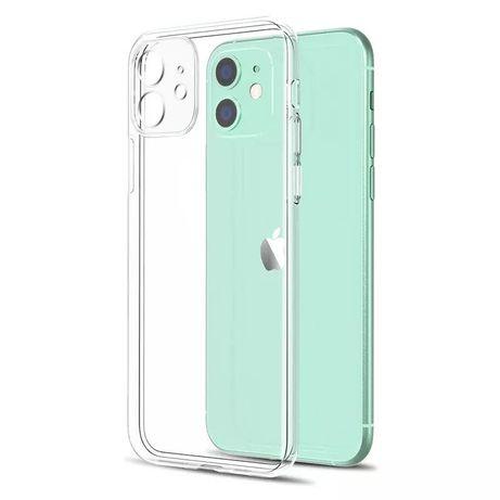 Iphone 11 12 MINI / Pro / MAX - Husa Din Silicon cu Protectie Camera