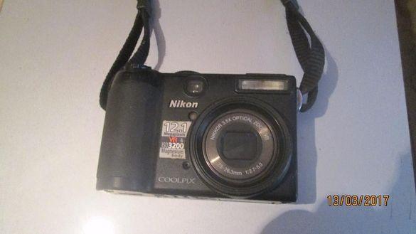 Продавам фотоапарат Никон 12.1 Мр.или бартер за мощен компютър