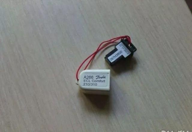 В продаже Электронный ключ программирования Danfoss a266
