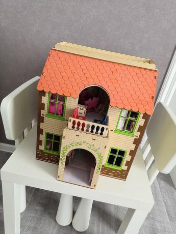Продаю детский деревянный домик