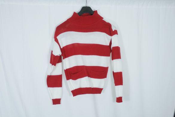 Дамски актуален пуловер,размер М