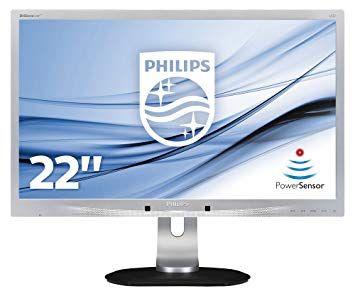 Монитор Philips 220P4LPYES 22-Inch LED поставка с регулиране/Перфектни