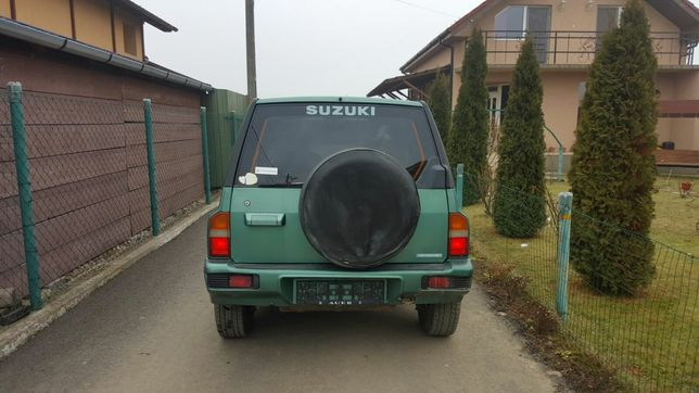 Suzuki Vitara nu Samurai nu Grand Vitara