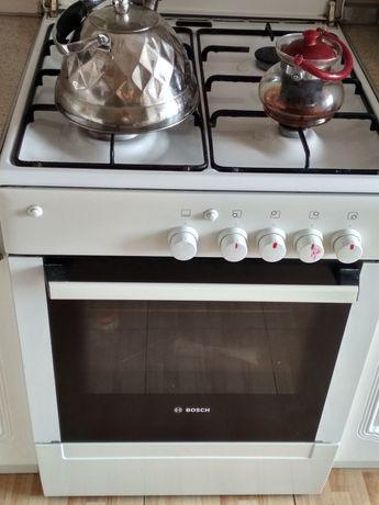 Газовая плита с электрическим поджигом