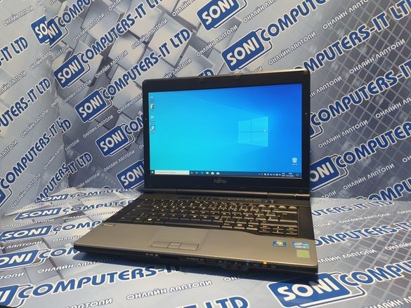 Fujitsu LifeBook S752 - i5-3320M/4GB/HD4000/ Web Camera