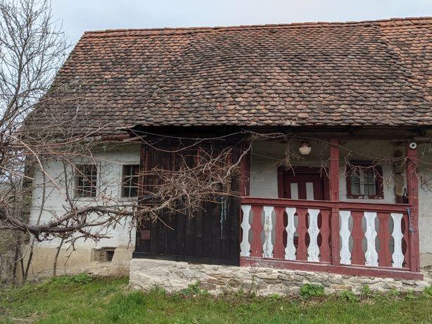Casa Fantanele, Marginimea Sibiului