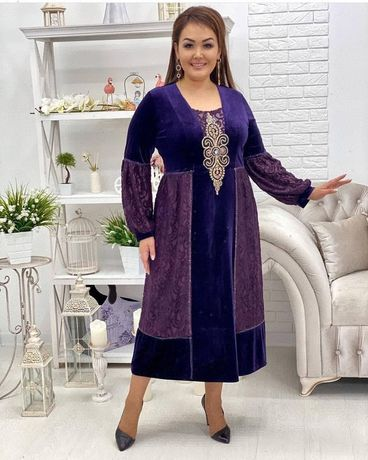 В продаже новые нарядные платья