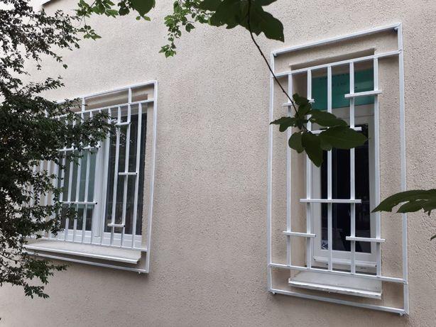 Grilaje ferestre-usi