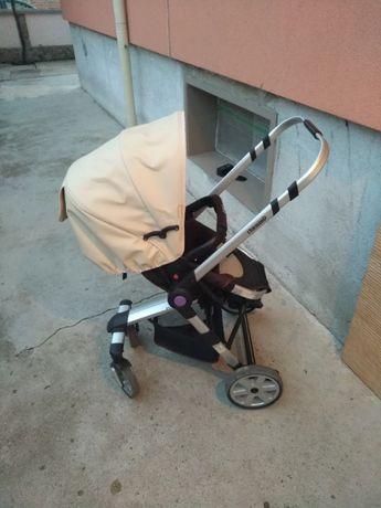 Бебешка количка Cipolino с три коша!!!