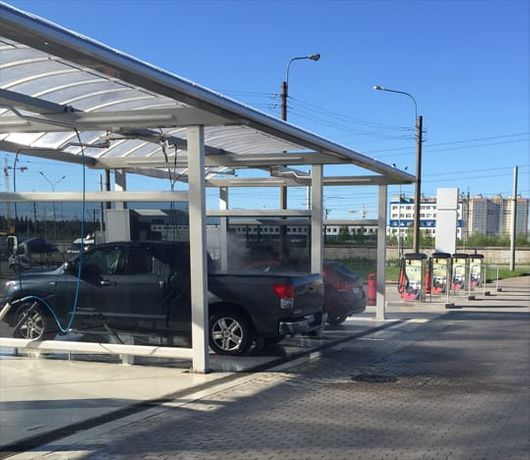 Vând hale metalice și garaje schimb cu auto