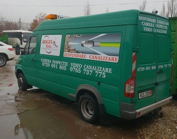 Desfundare Canalizare si Vidanjare Bucuresti, Ilfov