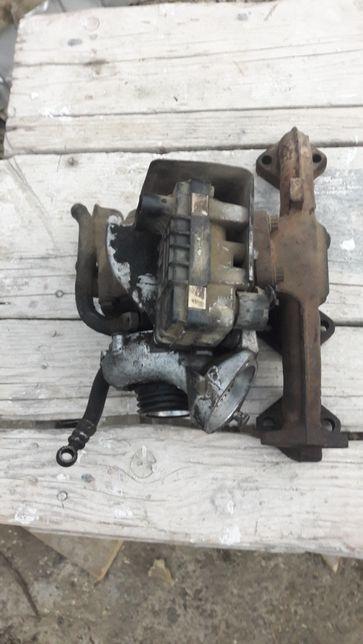 Turbo bmw e46 318d 320d