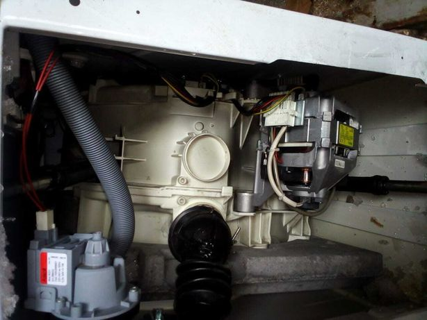 стиральная машина индезит на запчасти