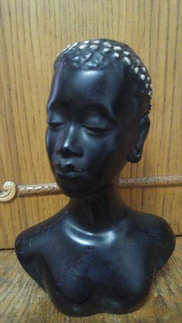 Bust,sculptura de colectie semnata,Duron