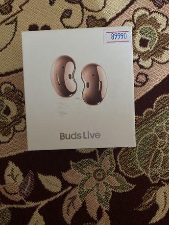 Buds live самсунг наушник