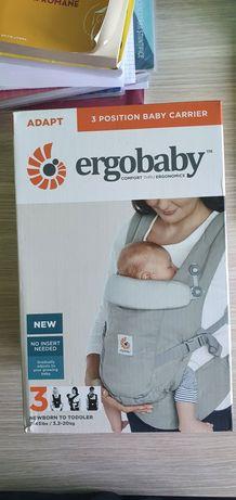 Sistem Ergobaby + cadou protecție de iarnă