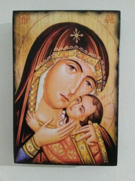 Икони на Света Богородица, различни изображения iconi Sveta Bogorodica гр. Пловдив - image 1