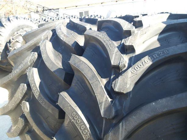 Cauciucuri noi 600/65 R28 ozka de tractor fata anvelope cu garantie TL
