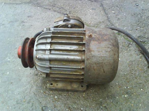 трифазен ел мотор